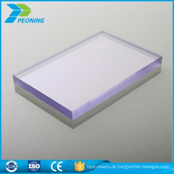 Vertrauenswürdige Porzellanlieferant Mehrwand-Polycarbonat-Dachpaneele