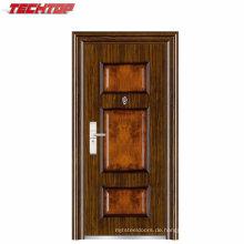 TPS-082b Swing Open Style Günstige Außen Stahltür für Zimmer