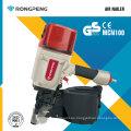 Rongpeng Nuevo producto Air Nailer (MCN55) Bobina clavadora Pallet Nailer Herramientas eléctricas