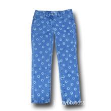 new model blue denim jeans pants