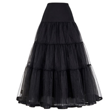 Grace Karin Women's Crinoline Petticoat Underskirt for Retro Vintage Dress CL010421-1