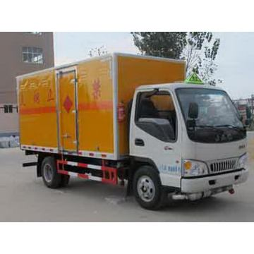 JAC Anti-explosion Truck For Sale
