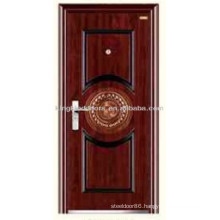 Hot Egypt Style Commercial Steel Security Door KKD-565 Made In China