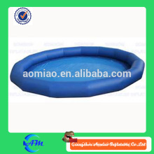 round giant inflatable swimming pool for adult