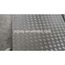 1100 1050 feuille en aluminium gaufré H112 H14