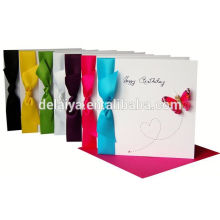 Custom New Style Paper Happy Birthday Cards