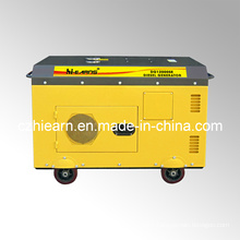 Two Cylinder Silent Type Diesel Generator Set Yellow Color (DG15000SE)
