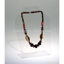 Affichage de bijoux acrylique pour support boucles d'oreilles