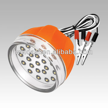 12V LED Security Light,Portable Outdoor Solar Working Emergency Light with Rechargeable Battery