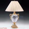 Lámpara decorativa de la mesita de noche de la fábrica de la lámpara decorativa para el hotel