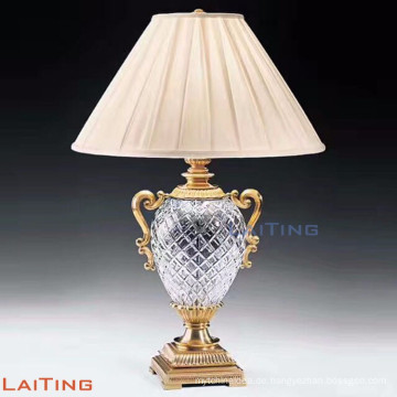Dekorative Leuchte Großhandelstischlampe für Hotel