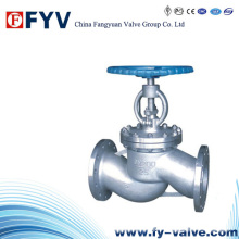 ANSI Bellow Sealed Flanged Stop Globe Valve