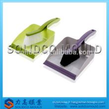 Moule en plastique de moule de poussière de moule de produits d'outillage en plastique pour le nettoyage