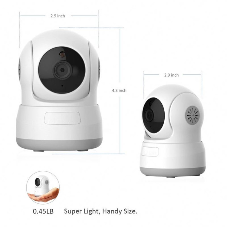 Samll Wireless Camera