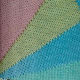 Color Mesh Spunlace Nonwoven Fabric