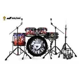 Wholesale Kit De Bateria De PVC