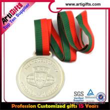 Металлизированные ленты медаль ремешок