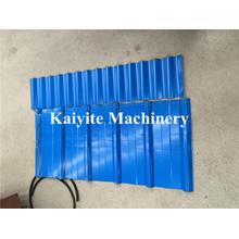 Double Roof Sheet Rolling Machine