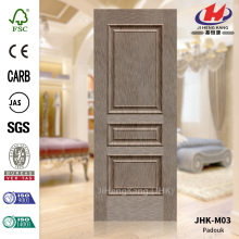 Hot Sale Raised Design HDF Veneer Door Skin