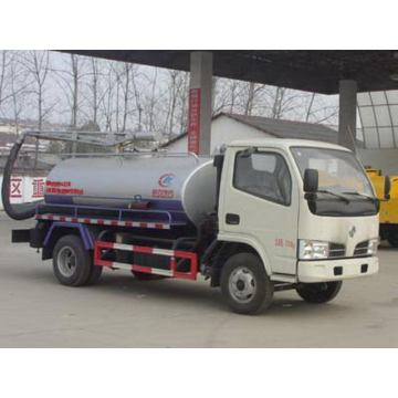 Dongfeng 5CBM Fecal Suction Truck สำหรับขาย