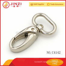 promotional design hooks for handbags long screw hooks