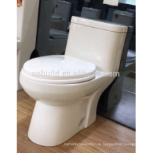 cUPC-Zulassung Boden montiert S-Trap Bad Keramik einteilige wc WC
