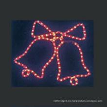 Luz del motivo (SRM-004) para la Navidad