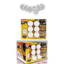 Kabelloser LED-Aufsteckhahn Puck Cabinet Light mit Fernbedienung (ZT18001)