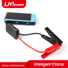 300A start current universal 12V car battery jump starter intelligent clamps