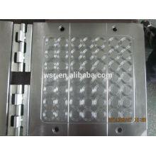molde de compressão para grommet rubbr moldado