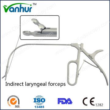 Instruments généraux de laryngoscopie Pinces indirectes du larynx
