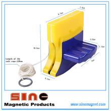 Hochwertiger magnetischer doppelseitiger Glasreiniger