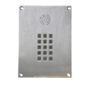Explosionproof Speakerphone with Panel Mounting Holes