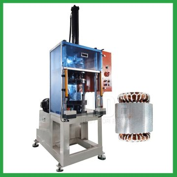 Station Stator Final Forming Machine 진입 및 종료