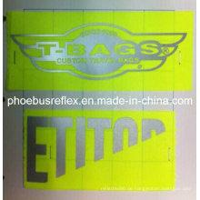 En471 Standard reflektierende Hitze Öl Logo/Patches