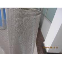 Grillage carré galvanisé pour le filtrage
