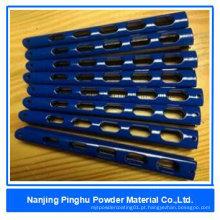Revestimento de resina de epóxi impermeável azul