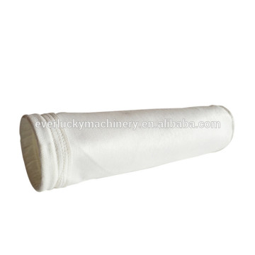 Fiberglass composite high temperature filter bag