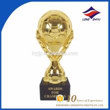 Trophée en gros trophée en plastique trophée