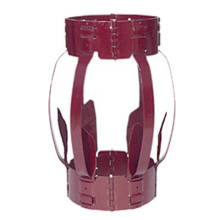 China for Bow Spring Centralizer,Single Piece Centralizer,Roller Centralizer Manufacturer in China Hinged Non Welded Bow Spring Turbolizer supply to Central African Republic Factory