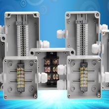 новый пластиковый впрыск электрический переключатель коробка литья в китае