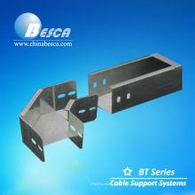 Cableado eléctrico galvanizado / Canalización de cables / Camino del cable / Cable Raceway HDG - Fabricante (UL, cUL, SGS, IEC, CE)