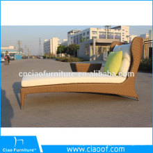 New design recliner chair rattan furniture chaise sun lounger chair