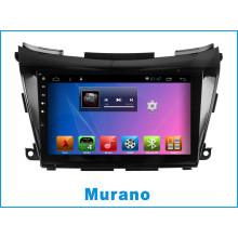 Android System GPS para Murano con Car DVD / Navegación de coche