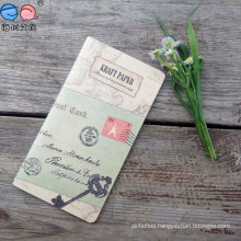2016 New Design Kraft Paper Sewing Notebook