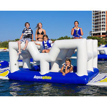 Durable Inflatable Water Toys Adventure Component For Kids Birthday Party