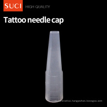 Tattoo Needle Cap Disposable Eyebrow Tattoo Makeup Needle Cap