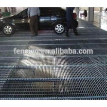 Heave duty galvanized steel grating price/steel grating weight