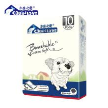 Animais de estimação Puppy usar Under Pad, Sanitary Pad