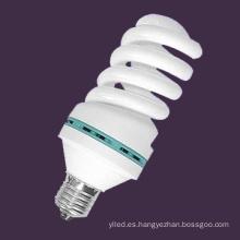 Bombilla de ahorro de energía espiral 30W